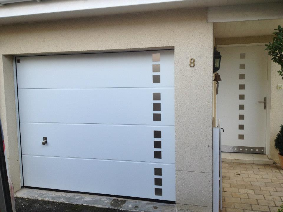 Portes de garages sofernim for Marque de porte de garage sectionnelle